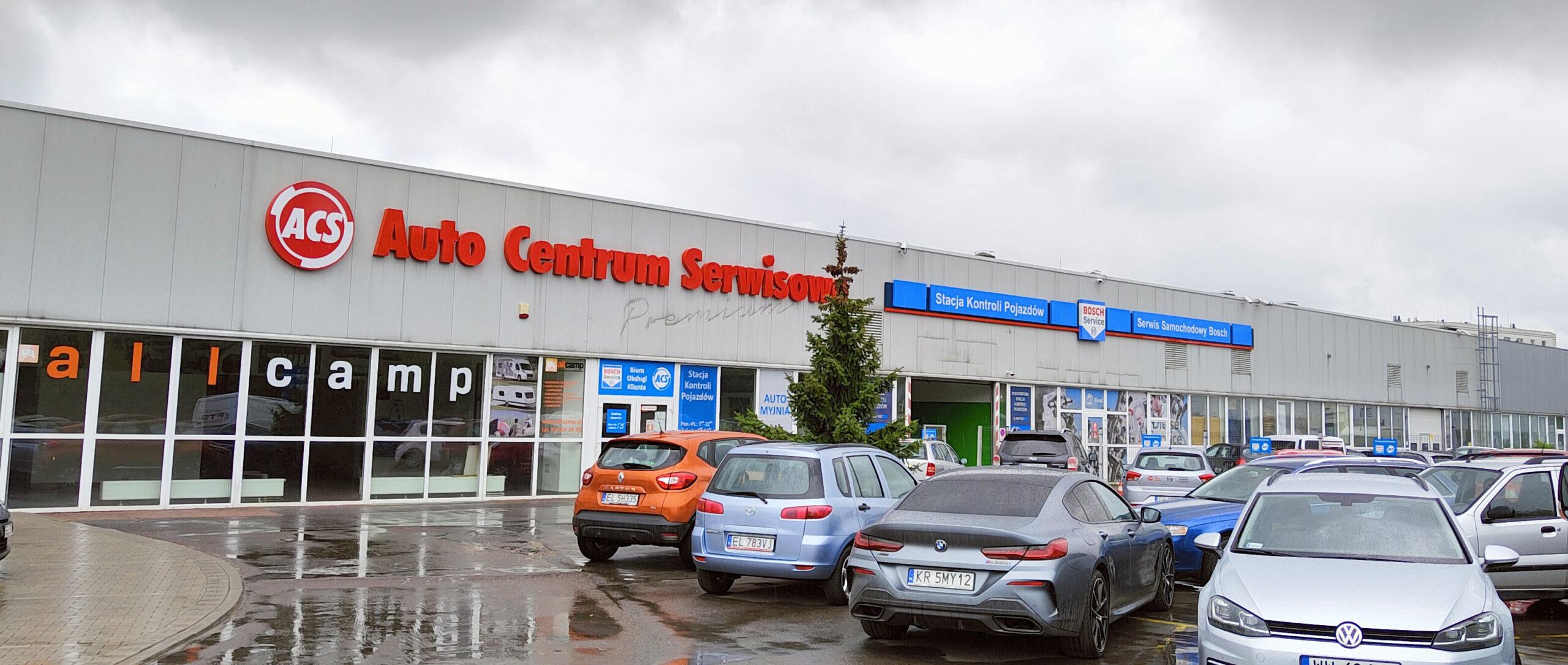 Auto Centrum Serwisowe Łódź